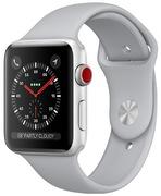 Apple Watch S3 Alu 38 mm Cellular Silber