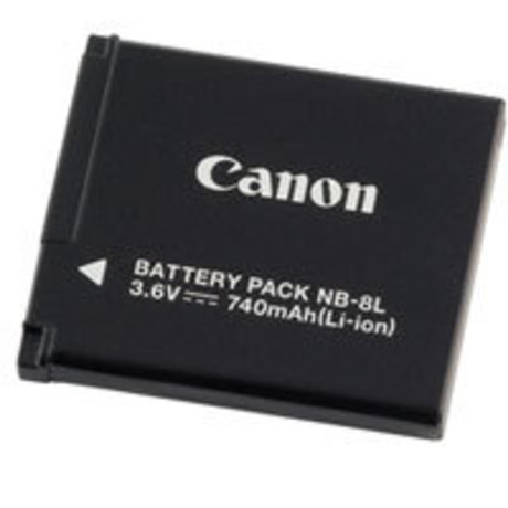 Image of Canon Akku NB-8 L