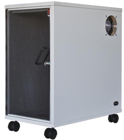 Image of Schallschutzgehäuse PC 260x570x440 mm