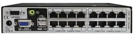 Image of ABL AdderView 1008IP KVM Switch