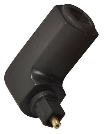 Image of Adapter TosLinkStecker-TosLinkBuchse90°