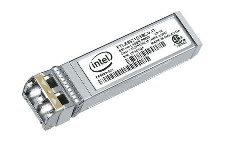 Image of Intel 10GB X-520 SR-Fiber SFP+ Transceiv