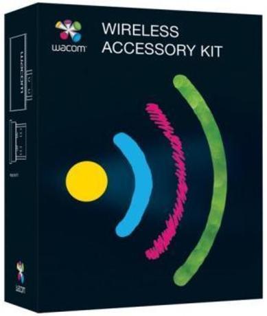Image of Wacom Bamboo & Intuos Wireless-Kit