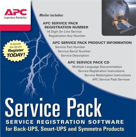 Image of APC Garantieverlängerung AC01, +1 Jahr