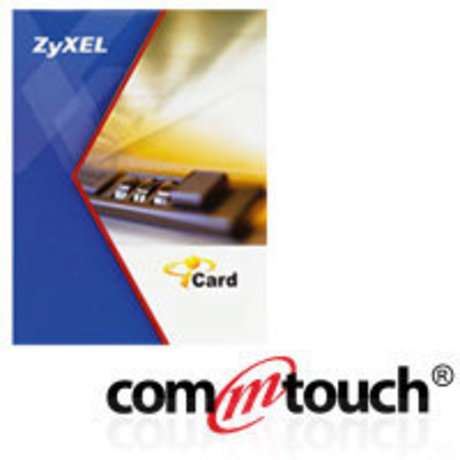 Image of Zyxel iCard Commtouch CF USG 20W 1y