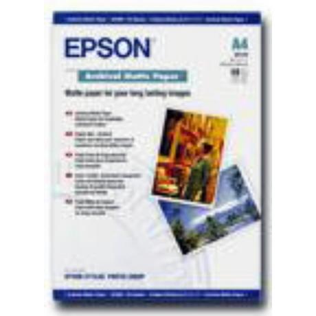 Image of EPSON Archival Matte Papier 50 Blatt