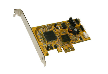 Image of Exsys PCIe 4x USB2.0 intern