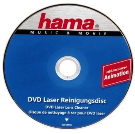 Image of Hama DVD-Laserreinigungsdisc