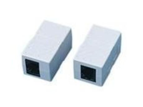 Image of APC CAT5 Inline Coupler fem. to fem.