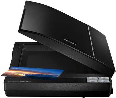 Image of Epson Perfection V370 Scanner