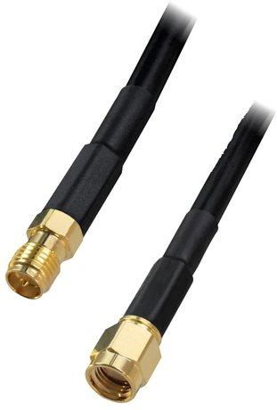 Image of Antennen-Kabel SMA-RP St - SMA-RP Bu 10m