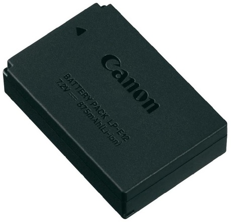 Image of Canon LP-E12 Akku Li-Ion