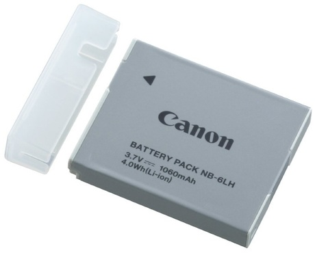 Image of Canon Akku Li-Ion NB-6LH