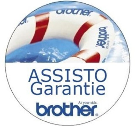 Image of Brother Assisto Vorort-Garantie 3 Jahre