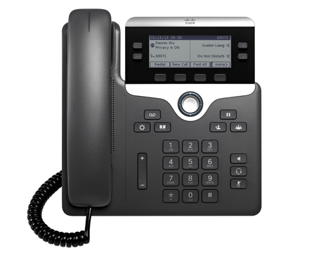 Image of Cisco CP-7821-K9= IP Phone