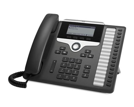 Image of Cisco CP-7861-K9= IP Telefon