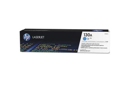 Image of HP 130A Toner cyan
