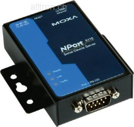 Image of Moxa NPort 5110 Serial Device Servers