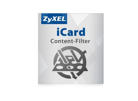 Image of ZyXEL iCard CF für ZyWALL USG 100 1 Jahr