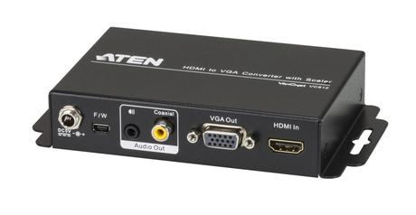 Image of ATEN VC812 HDMI zu VGA Konverter/Scaler