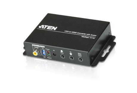 Image of ATEN VC182 VGA zu HDMI Konverter/Scaler