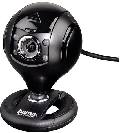 Image of Hama Spy Protect HD-Webcam