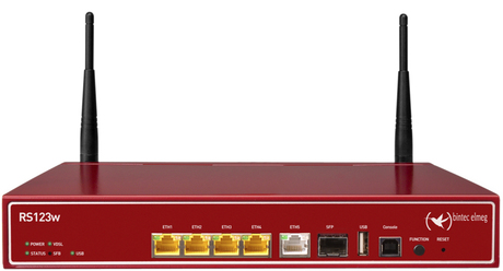 Image of bintec RS123w Router