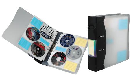 Image of Hama CD-/DVD Ordner 120