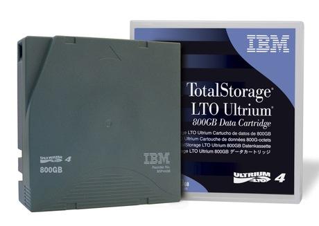 Image of IBM LTO 4 Ultrium Tape