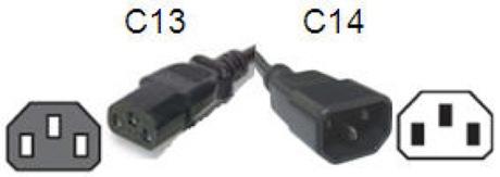 Image of Lenovo Netzkabel C13 - C14 - 1,5 m