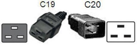 Image of Lenovo Netzkabel C19 - C20 - 2,5 m