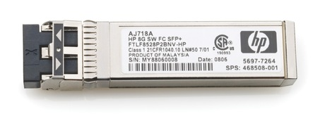 Image of HPE StorageWorks SFP 8Gb ShortWave FC