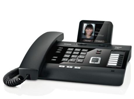 Image of Gigaset DL500A schnurgeb. analog Telefon
