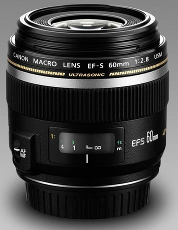 Image of Canon Objektiv EF-S 60mm USM 2,8 Macro