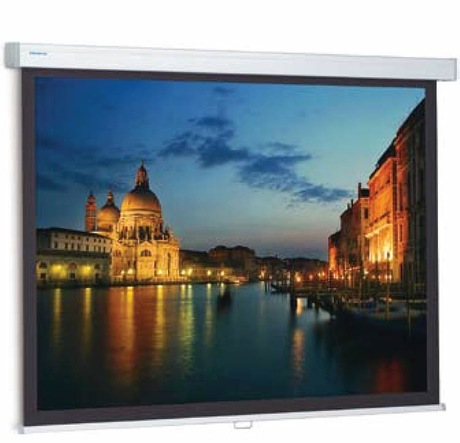 Image of Projecta ProScreen 129x200 cm MW
