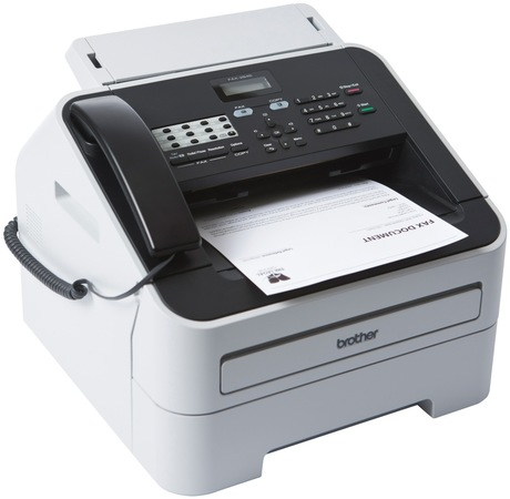 Image of Brother FAX-2845 Laserfaxgerät