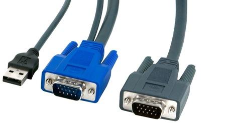 Image of ARTICONA KVM Kabel VGA USB 1,8 m