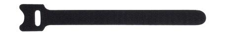 Image of Klett-Kabelbinder 150 mm schwarz 20 Stk