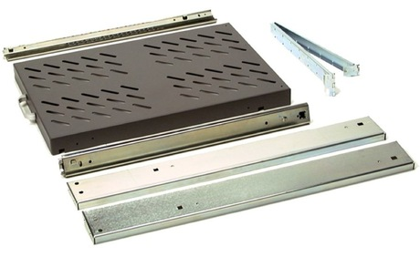 Image of HP 1HE Monitorfach für Rack 10.000