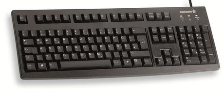 Image of CHERRY G83-6104/G83-6105 Tastatur (Deutsche Ausführung)