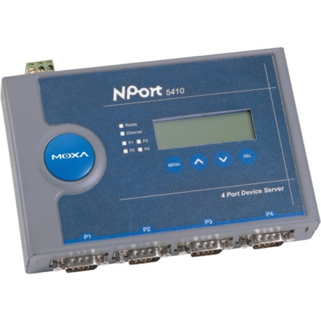 Image of Moxa NPort 5410 Serial Device Server