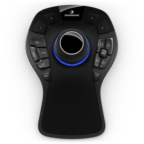 Image of HP SpaceMouse Pro USB 3D