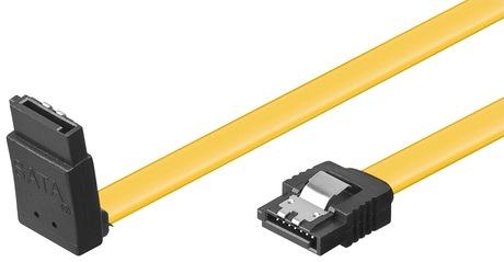 Image of Kabel SATA St - SATA St 90°oben 0,5 m