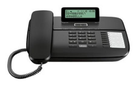 Image of Gigaset DA710 schnurgeb. analog Telefon
