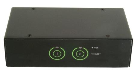 Image of ARP KVM-Switch 1:2,USB 3.0, DVI DL