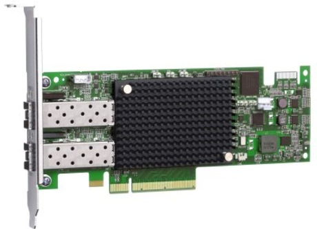 Image of Lenovo Emulex 16Gb FC DualPort PCIe HBA
