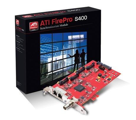 Image of AMD FirePro S400 Synchronization Modul