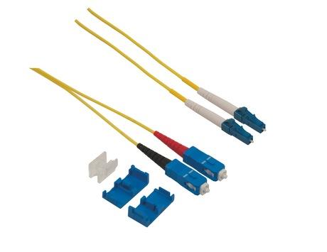 Image of LWL Duplex Patchkabel LC-SC 10 m 9/125 µ