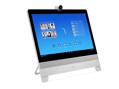 Image of Cisco CP-DX80-K9= Collaborate Desk DX80