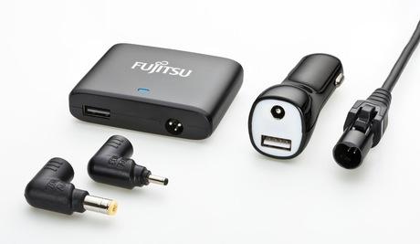 Image of Fujitsu Car/Air DC Mini Adapter
